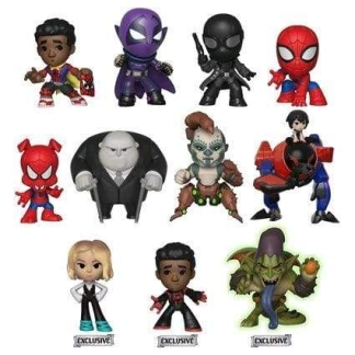 Image Spider-Man: ItSV - Mystery Minis WG RS