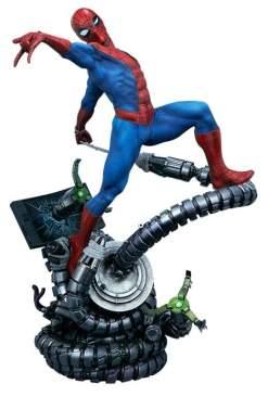 Image Spider-Man - Spider-Man Premium Format 1:4 Scale Statue