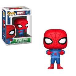 Image Spider-Man - Spider-Man with Ugly Sweater Pop! Vinyl