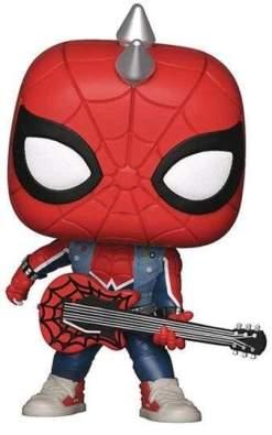 Image Spider-Man (Video Game 2018) - Spider-Punk US Exclusive Pop! Vinyl