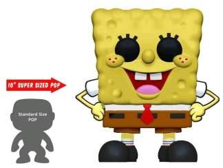 "Image Spongebob SquarePants - Spongebob 10"" US Exclusive Pop! Vinyl [RS]"