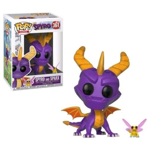 Image Spyro - Spyro & Sparx Pop!