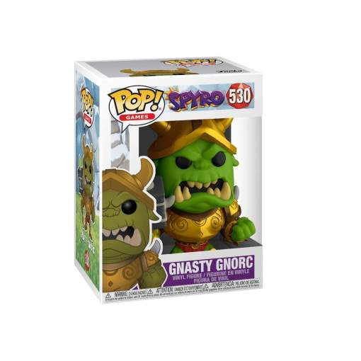 Image Spyro the Dragon - Gnasty Gnorc Pop! Vinyl