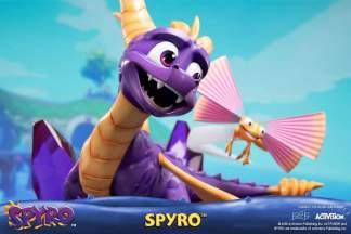 Image Spyro the Dragon - Spyro Reignited Statue