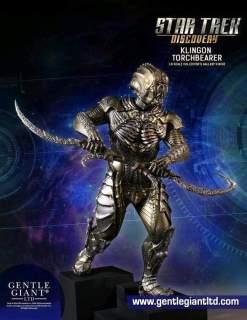 Image Star Trek: Discovery - Klingon Torchbearer Statue