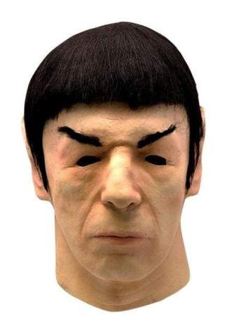 Image Star Trek: TOS - Spock Mask