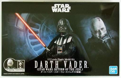 Image Star Wars - 1/12 Darth Vader Model Kit