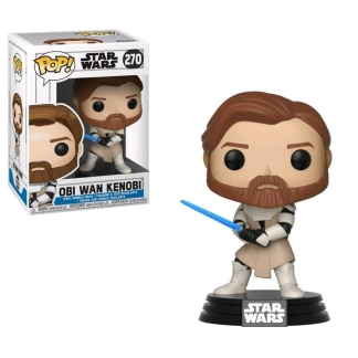 Image Star Wars: Clone Wars - Obi Wan Kenobi Pop!