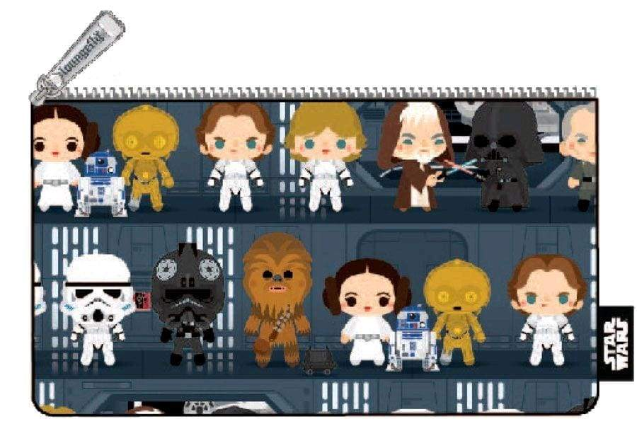 Image Star Wars - Death Star Chibi Print Pouch