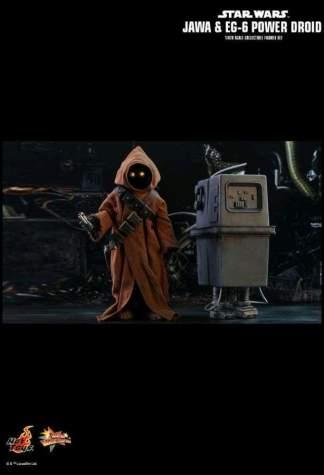 Image Star Wars - Jawa & EG-6 Power Droid 1/6 Scale Premium Action Figure Set
