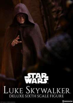 "Image Star Wars - Luke Skywalker Episode VI Return of the Jedi Deluxe 12"" 1:6 Scale Action Figure"