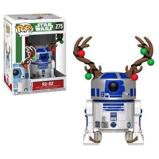 Image Star Wars - R2-D2 with Antlers Pop! Vinyl
