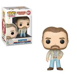 Image Stranger Things - Hopper Date Night Pop! Vinyl