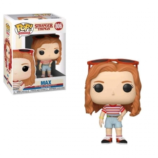 Image Stranger Things - Max Pop! Vinyl
