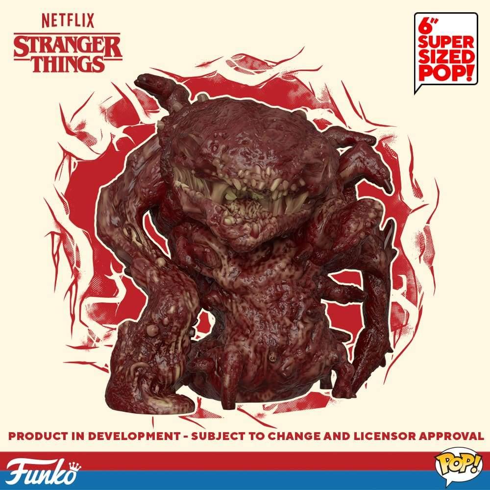 Stranger Things – Monster 6″ Pop! Vinyl