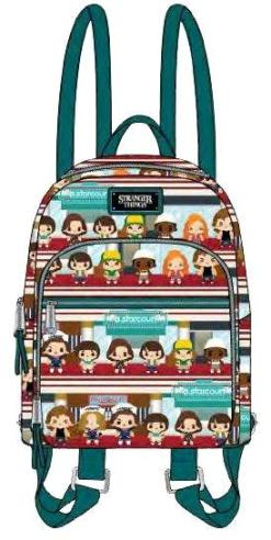 Image Stranger Things - Starcourt Chibi Backpack