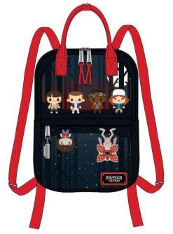Image Stranger Things - Upside Down Chibi Mini Backpack