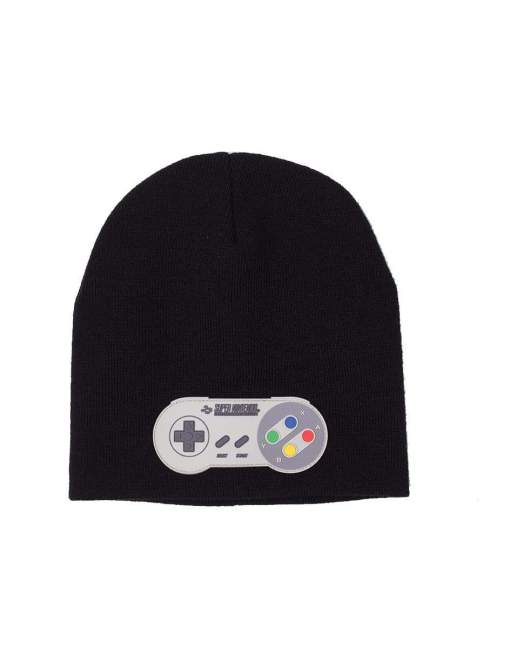Image Super Nintendo - Controller Patch Beanie