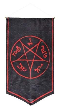 Image Supernatural - Devil's Trap Symbol Banner