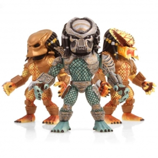 """Image THE LOYAL SUBJECT - Predator 3"""" Articulated Action Vinyls"""