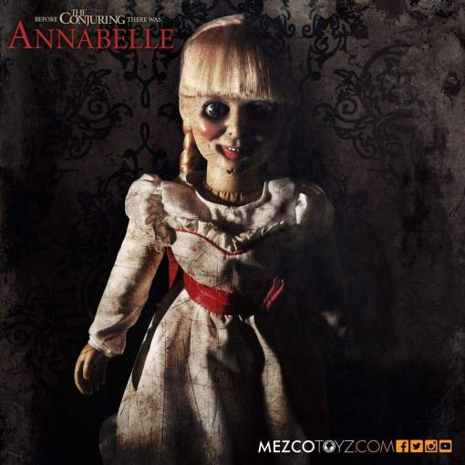 Image The Conjuring - Annabelle Prop Replica Doll