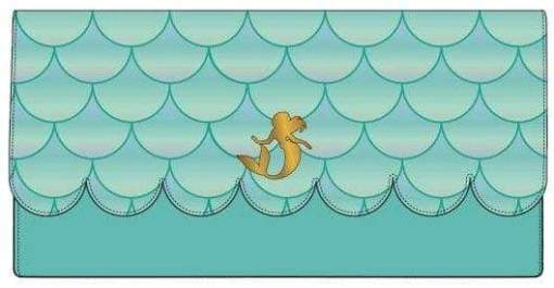 Image The Little Mermaid - Ariel Ocean Purse