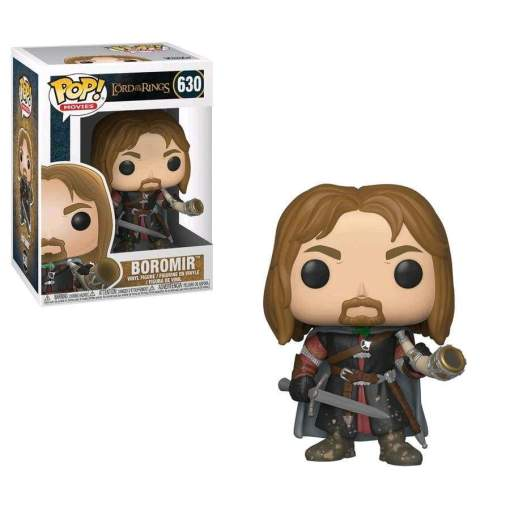 Image The Lord of the Rings - Boromir Pop! Vinyl