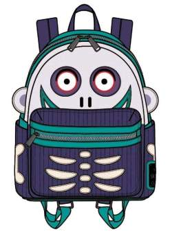 Image The Nightmare Before Christmas - Barrel Mini Backpack