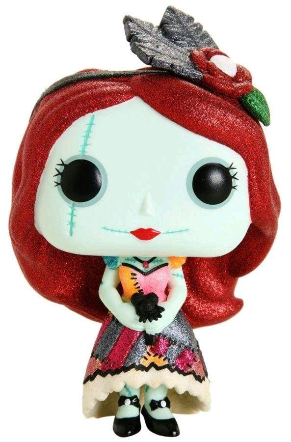The Nightmare Before Christmas – Dapper Sally Diamond Glitter US Exclusive Pop! Vinyl Figure