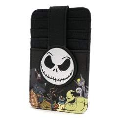 Image The Nightmare Before Christmas - Jack & Characters ID Wallet