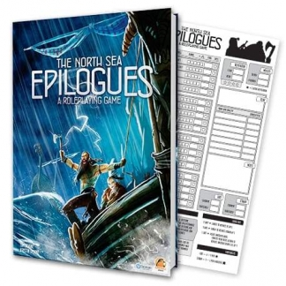 Image The North Sea Epilogues: A Role Playing Game Core Rule Book