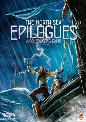 Image The North Sea Epilogues: A Role Playing Game Rule Book & GM Screen