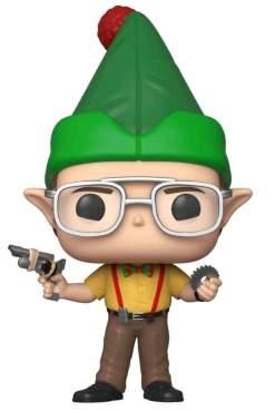 Image The Office - Dwight as Elf Pop! Vinyl