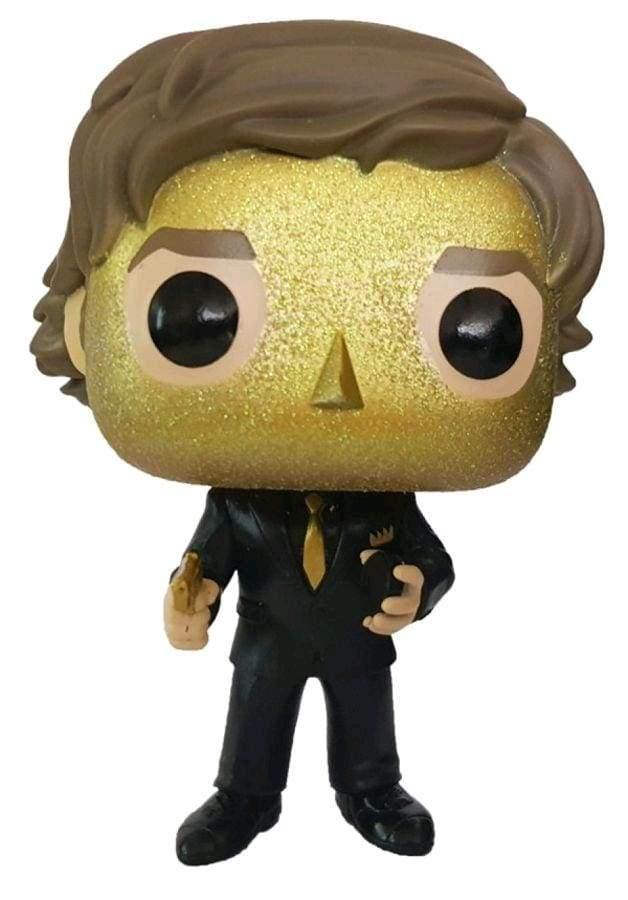 Image The Office - Jim Halpert Goldenface Pop! RS