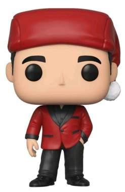 Image The Office - Michael as Santa Bond Pop! Vinyl