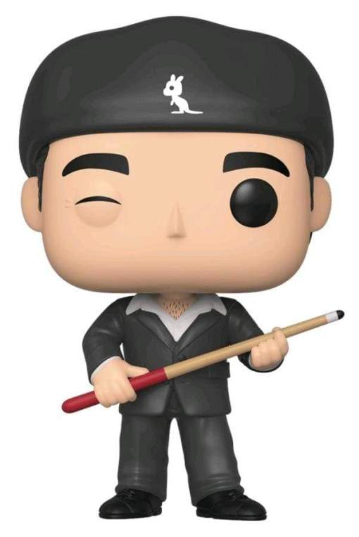 Image The Office - Mike Date Night Pop! Vinyl [RS]
