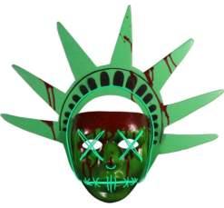 Image The Purge - Libery Light-Up Mask