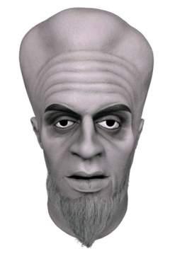 Image The Twilight Zone - Kanamit Mask