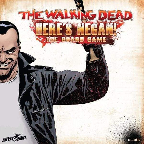 Image The Walking Dead: Here's Negan - The Board Game