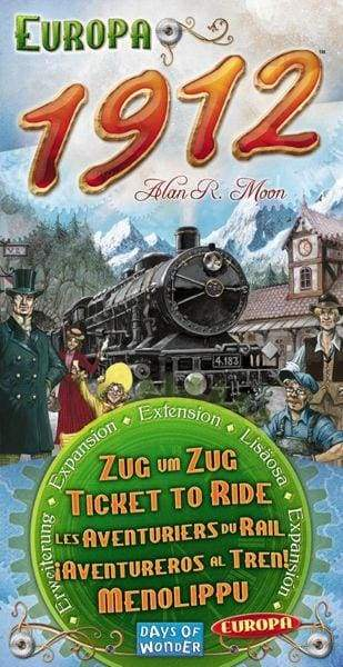 Image Ticket to Ride: Europa 1912