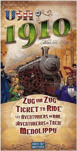 Image Ticket to Ride USA 1910