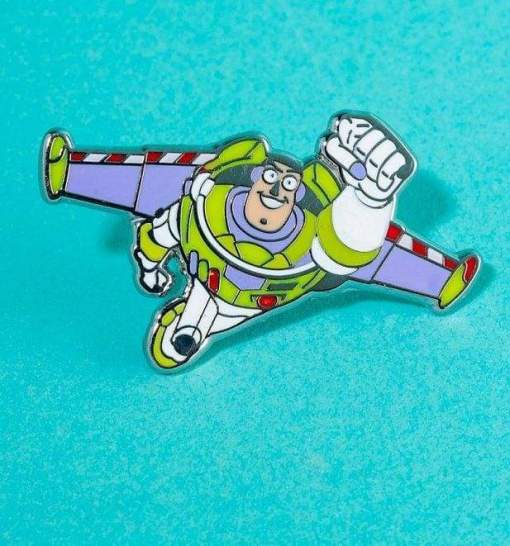 Image Toy Story - Buzz Lightyear Enamel Pin