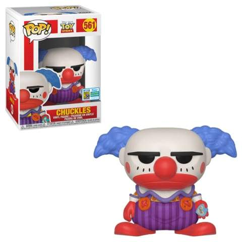 Toy Story – Chuckles Pop! SD19 RS