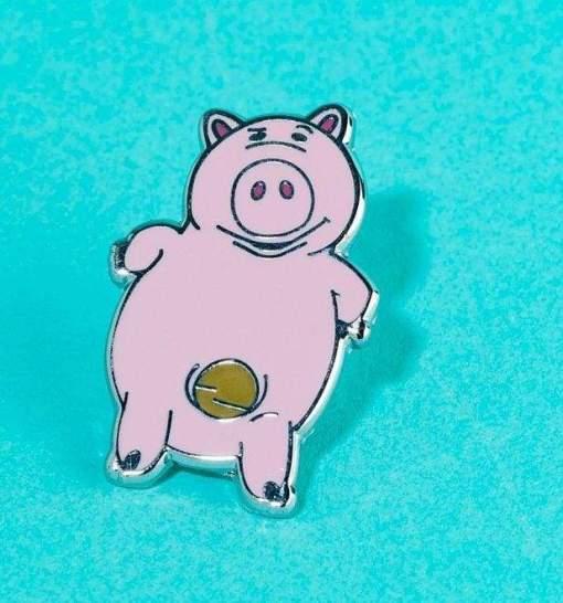 Image Toy Story - Hamm Enamel Pin