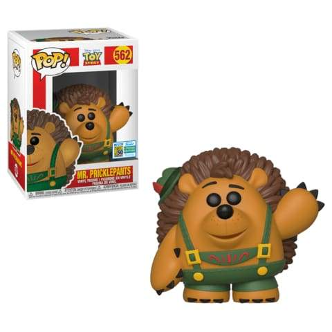 Toy Story – Mr Pricklepants Pop! SD19 RS
