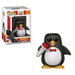 Image Toy Story - Wheezy Pop! Vinyl