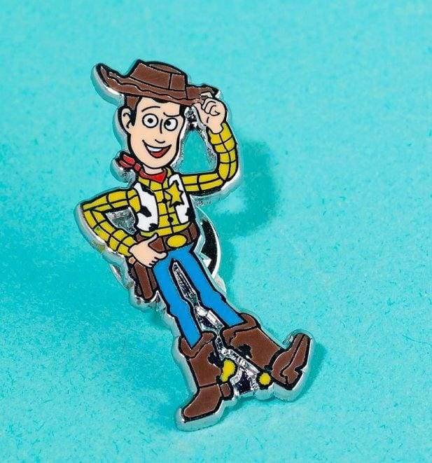 Toy Story – Woody Enamel Pin