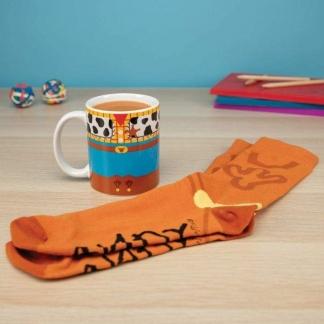 Image Toy Story - Woody Mug and Socks Set