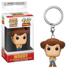 Image Toy Story - Woody Pocket Pop! Keychain
