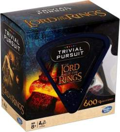 Image Trivial Pursuit - Lord of the Rings Edition